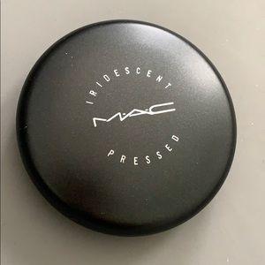 MAC Cosmetics Makeup - Brand new MAC cosmetics iridescent pressed powder